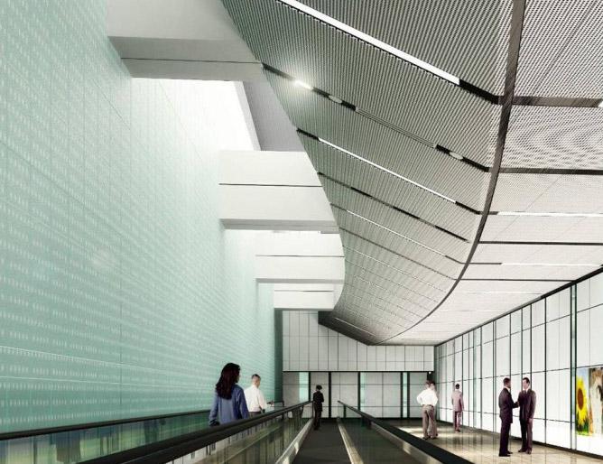Subwaystation Singepore