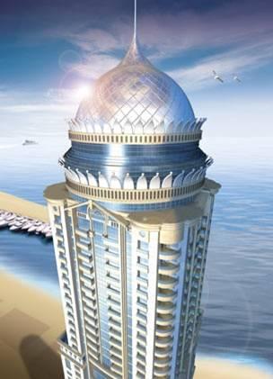 Dubai Princess Tower()