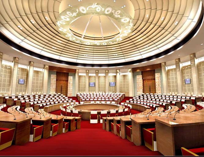Shandong Qufu Cultural Convention Center(17000㎡)