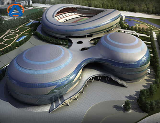 Qujing gymnasium