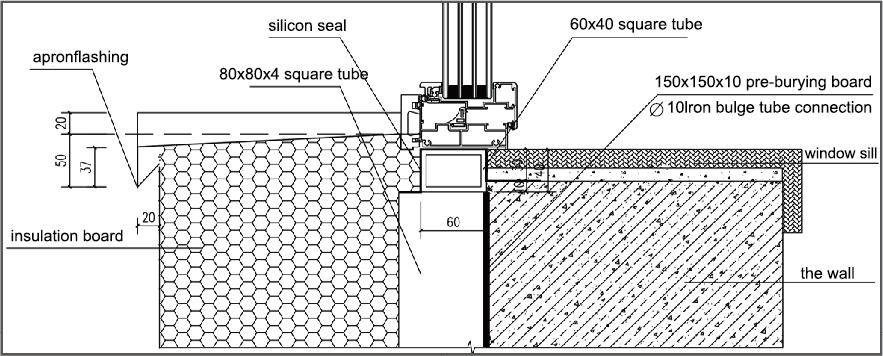 GM-C85 Insulation Window