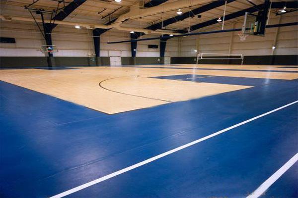 Beijing Nanyuan Airport Basketball Court