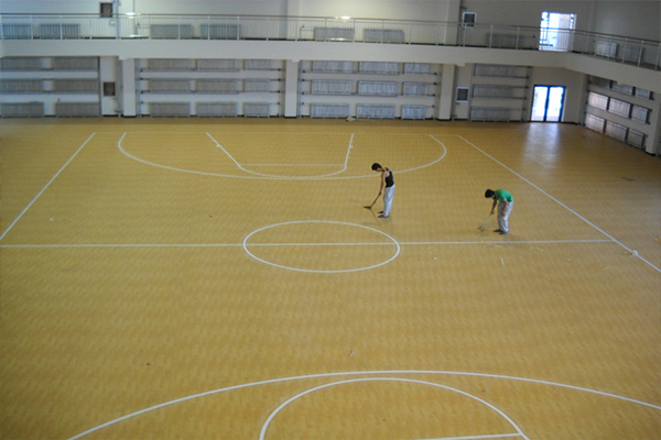 Xilinhot Gymnasium
