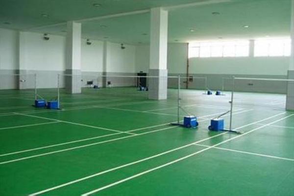 Beijing Normal University badminton hall