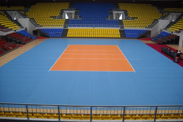 Henan Yongcheng Eurasian Stadium